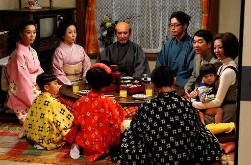 Phong tục đón năm mới ở Nhật Bản