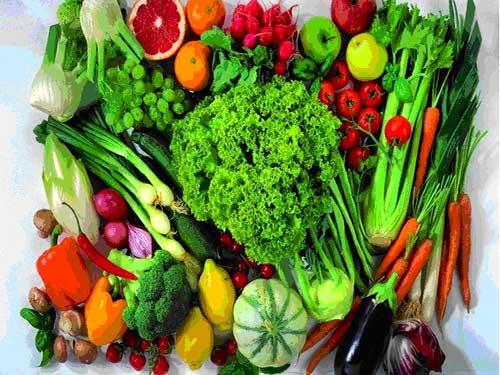 Từ vựng tiếng Nhật về rau củ quả