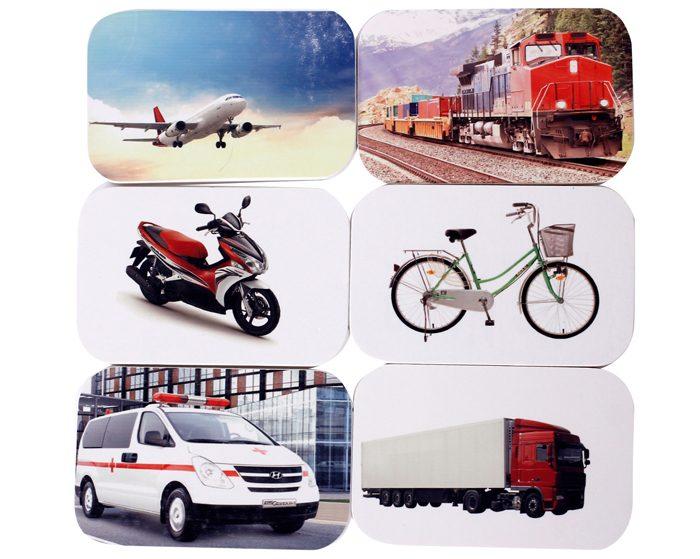 Các loại phương tiện đi lại bằng tiếng Nhật