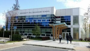 University Hill Secondary School