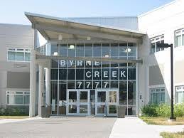 Byrne Creek Secondary School