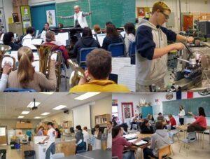 chương trình trung học Saanich