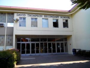 David Thompson Secondary School