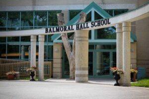 Trường Balmoral Hall School