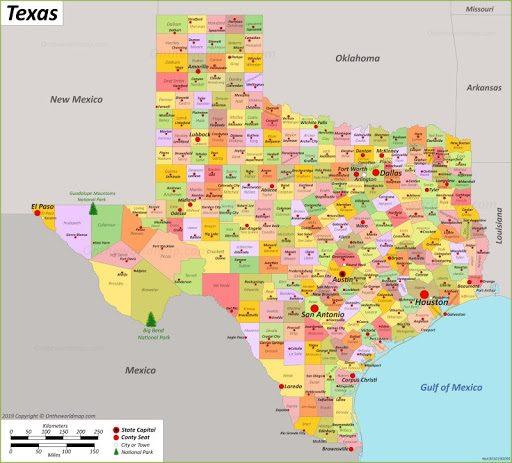 bản đồ 50 bang mỹ