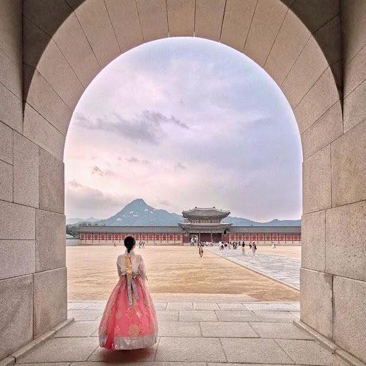 kinh nghiệm thuê hanbok