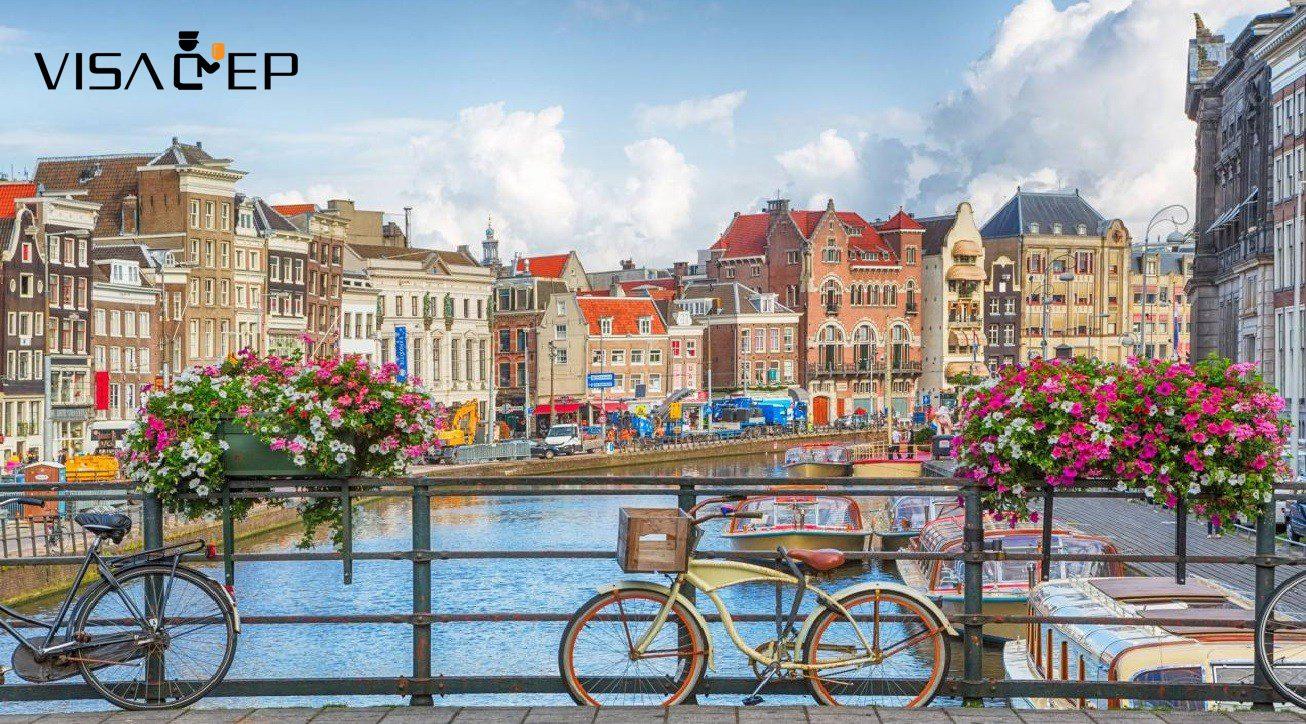 chứng minh tài chính du học Hà Lan