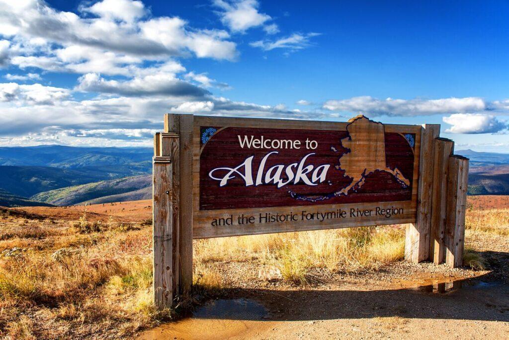 du lịch alaska