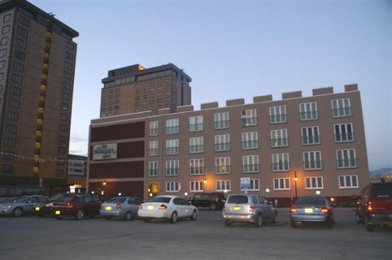 khách sạn The Voyager Inn