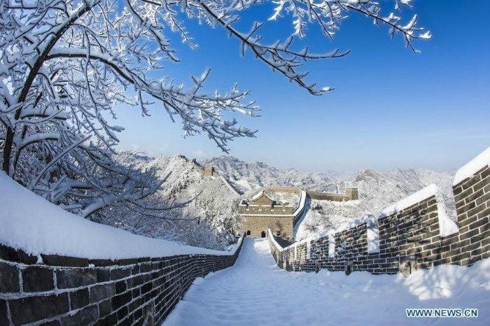 trung quốc mùa đông