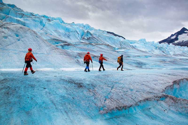 cánh đồng băng Alaska