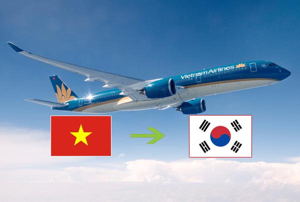 chuyến bay việt nam hàn quốc