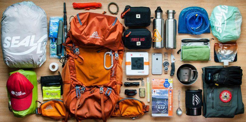 đồ dùng du lịch